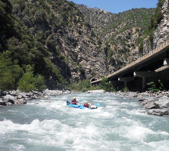 canoe kayak planete riviere