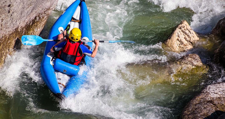 planete riviere canoë kayak alpes maritimes 06 proche de nice