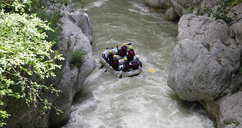 planete riviere Rafting Vésubie alpes maritimes 06 proche de nice